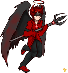 Blood Red Butterfly | Gaiaonline