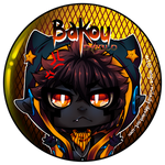 D I A B L O - Bakou Badge