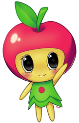 Apples by Wintercel