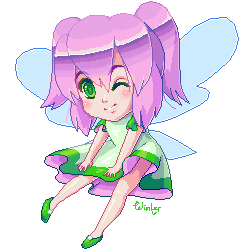 Sakura Fairy by Wintercel
