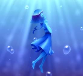 Ocean Gem by Wintercel
