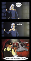 Dragon Age Comic - What the...