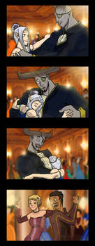 Dragon Age Comic - Tale as Old as Time
