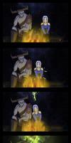 Dragon Age Comic - Timing