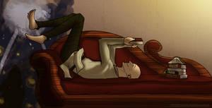Dragon Age - Solas Reading