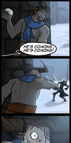 Dragon Age Comic - Snowbull