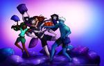 Ava's Demon - Pillow Fight