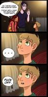 Ava's Demon Comic - Babysitters