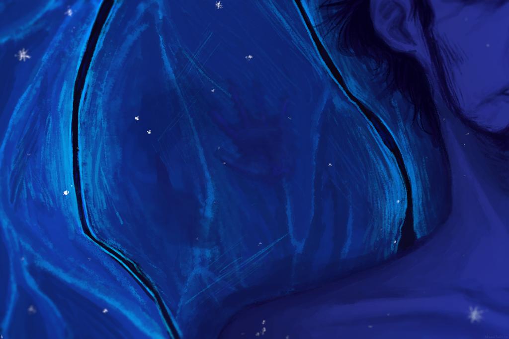 Odin Arrow - Ice by YukiSamui