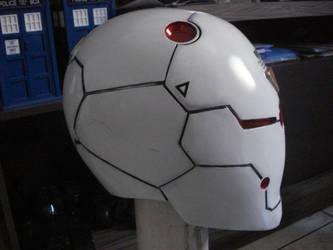 Cyborg Ninja MGS Helmet.