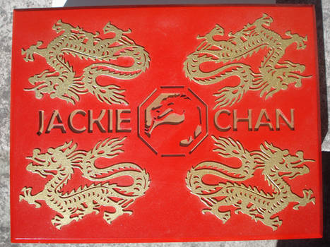 Jack Chan Medalion Box.