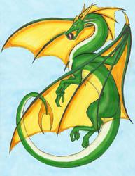 Seiji Dragon by Omnicenos