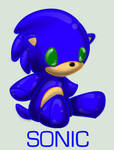 Plushie Collection: Sonic