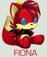Plushie Collection: Fiona by Omnicenos