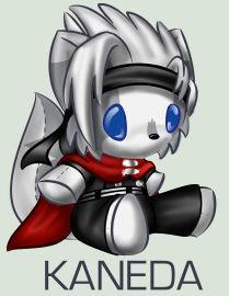 Sonic Plushie Collection: Kaneda