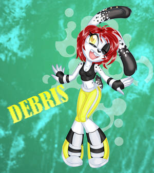 Christmas Present 2020: Debris the Rabbit