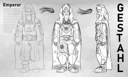 Emperor Gestahl Character Sheet