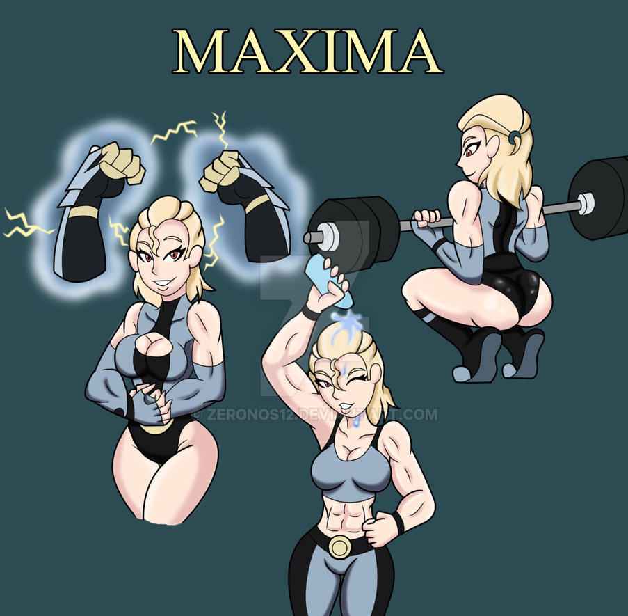 Maxima - My Alola Machamp by Zeronos12