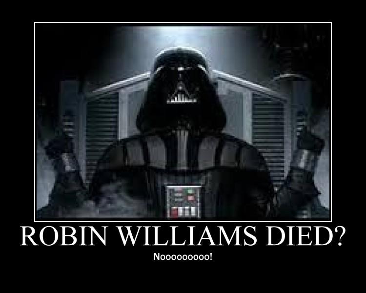 R.I.P Robin Williams. by Ghostofpinbot6