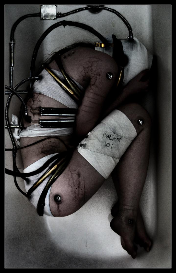 Patient 101 by LauraAshford-FineArt