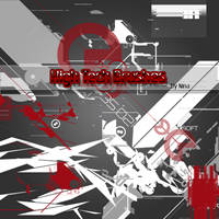 High tech brushes by Flina-Stock