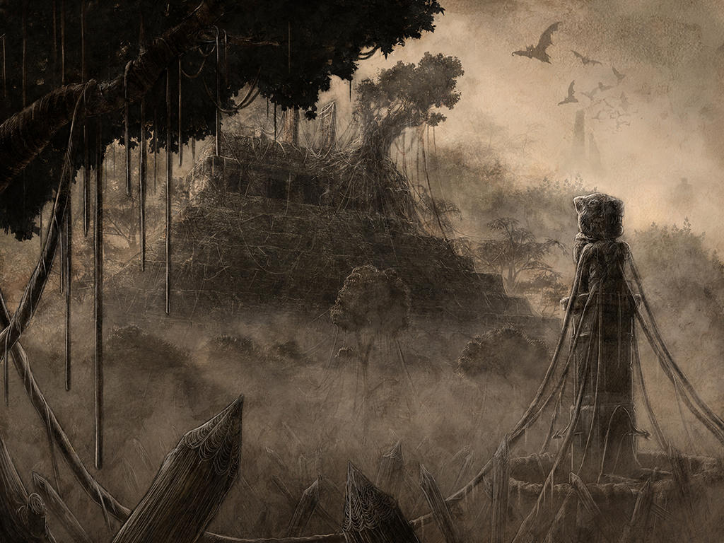 Tales From A World Unknown  Ziggurat_by_ng02-d5swp65