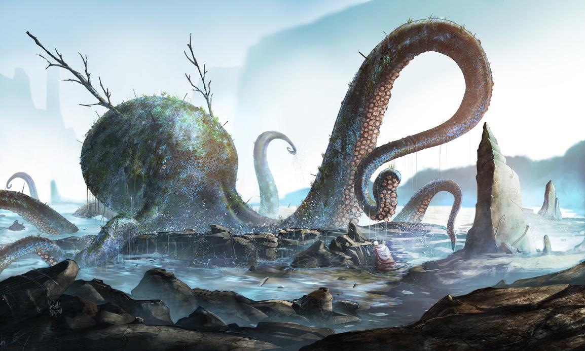 Kraken by NG02