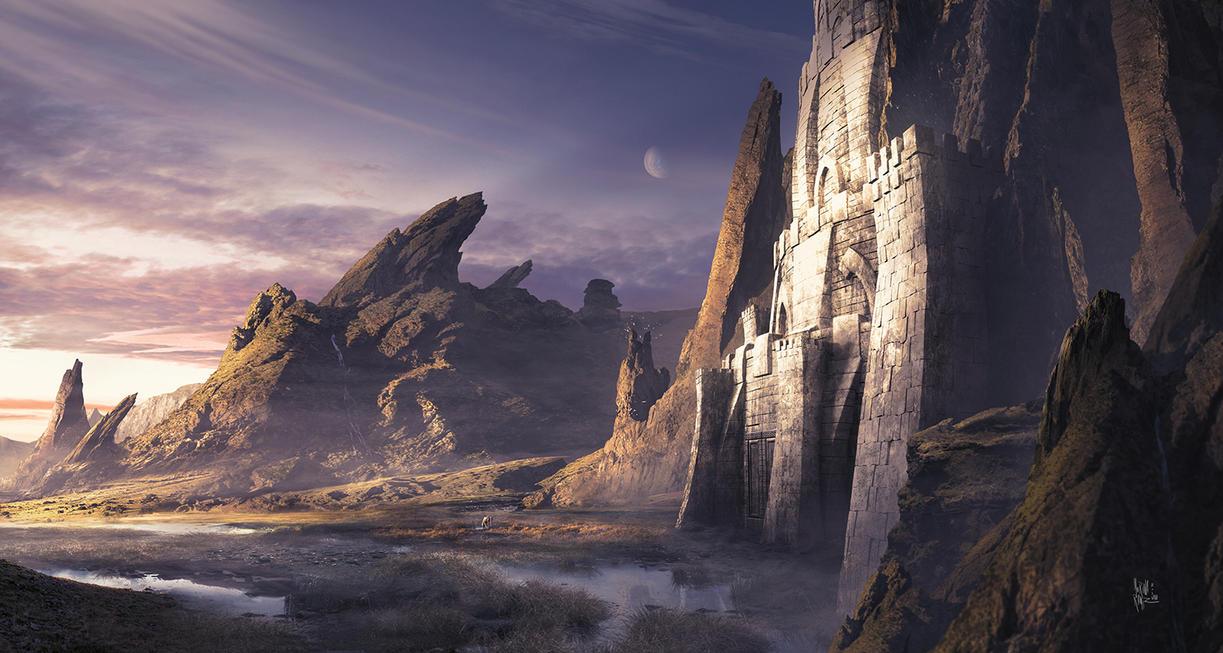 Hidden Castel by NG02