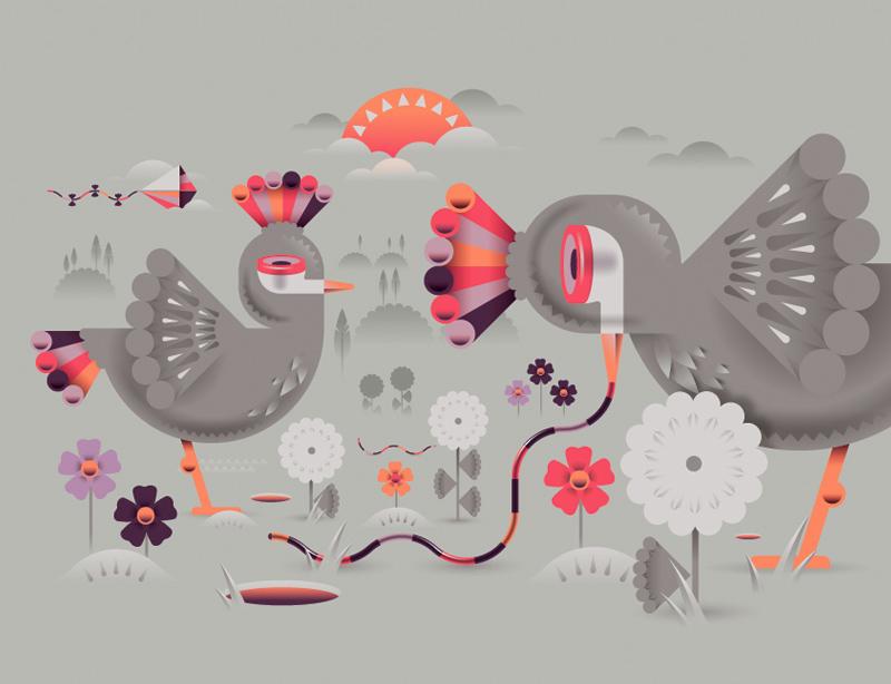 Songbird 10 by drewfio