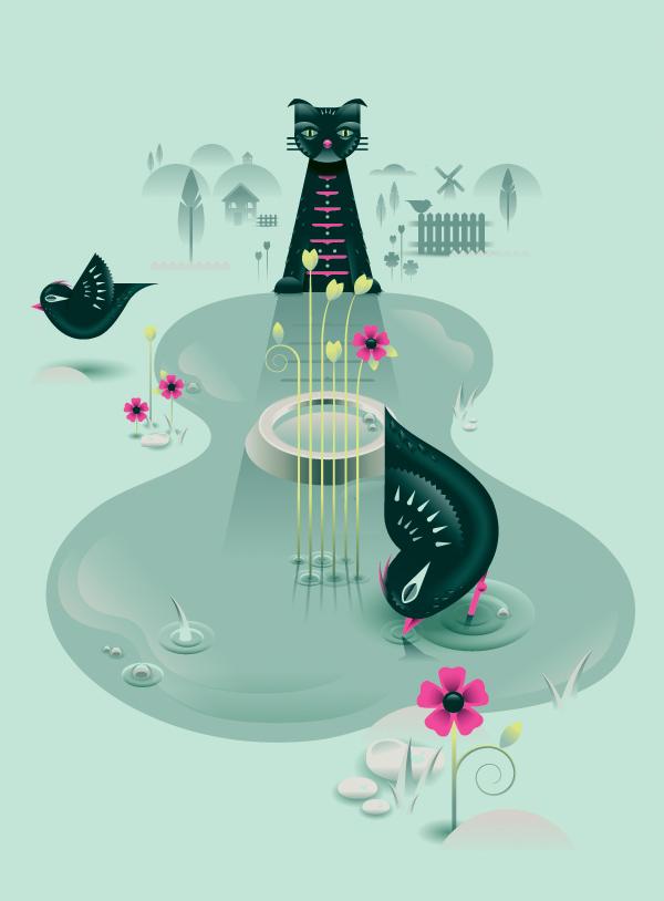 Songbird 11 by drewfio