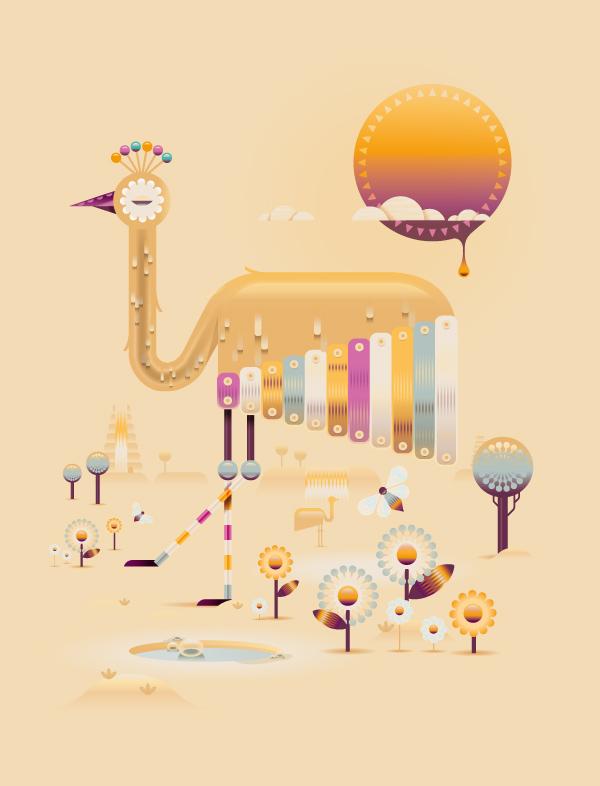 Songbird 12 by drewfio