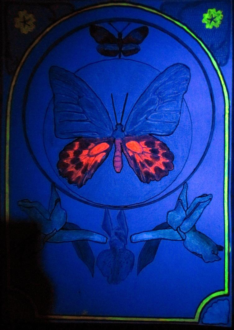 PapillonPhospho by cavalTaureau
