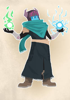 the mage drifter