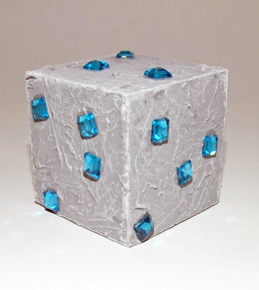 Minecraft Inspired Realistic Diamond Block By BBLegend On ...