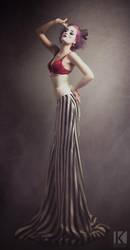 Clowny Clown II by Tristin-Vitriol