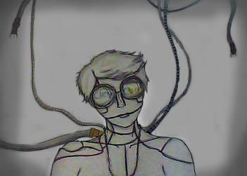 Mr.Cleverbot by Elliot-Baskerville