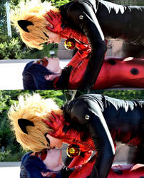 LADYNOIR-KISS by Elliot-Baskerville