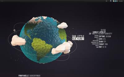 Our Little Blue Planet