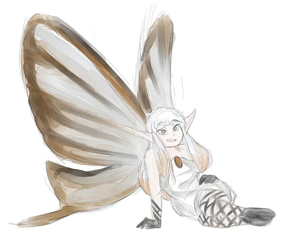fairy airy by DoomDesire9829