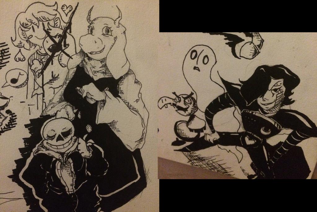 inky slightly more spoilers part 2 by DoomDesire9829