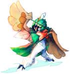 Day 3: big bird is my favorite pokemon