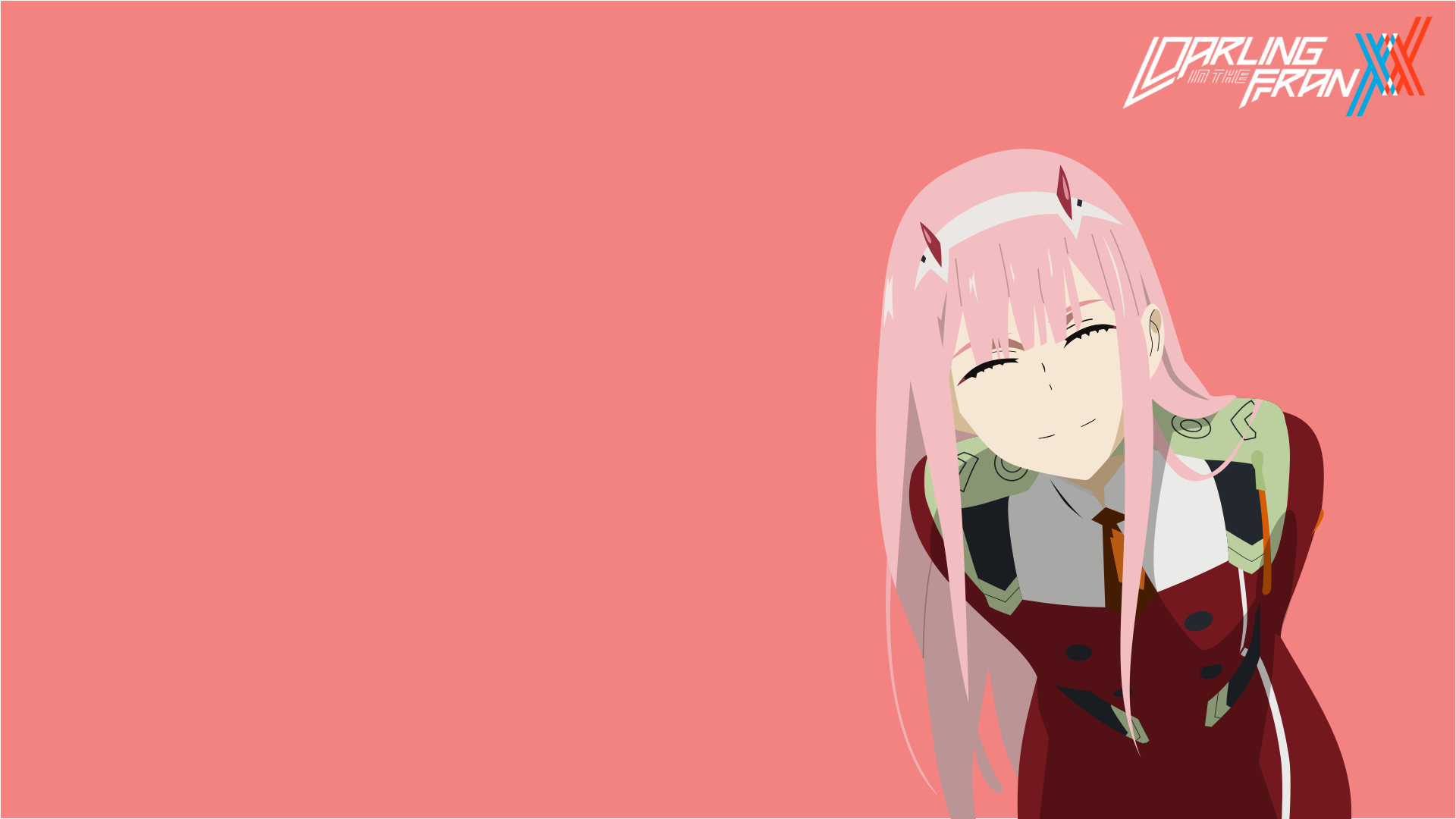 Zero Two Darling In The Franxx By Frodrigue60 On Deviantart
