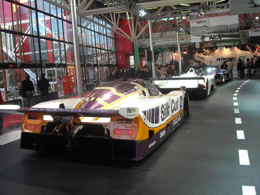 Le Mans Cars by ff40