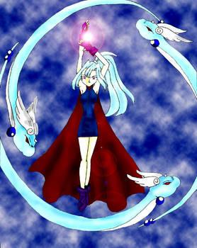 Claire the Dragon master