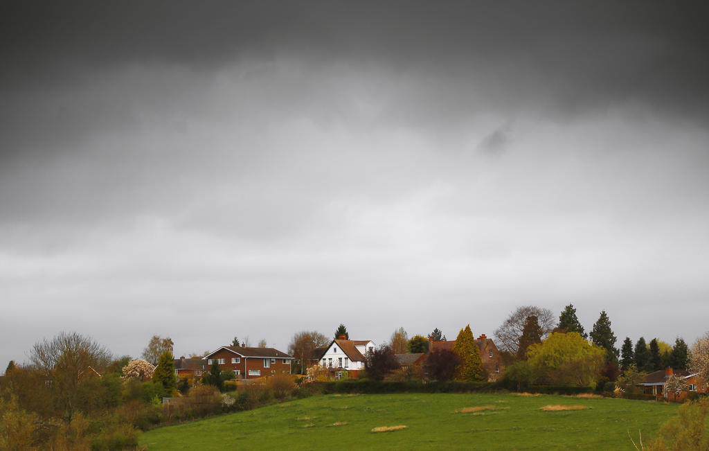 Country Rainy by Sixo