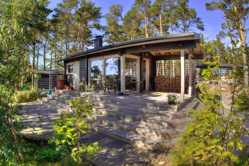 Forest Sauna by Sixo