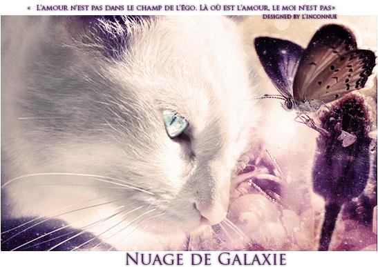 Nuage de Galaxie by InconnueSecrete