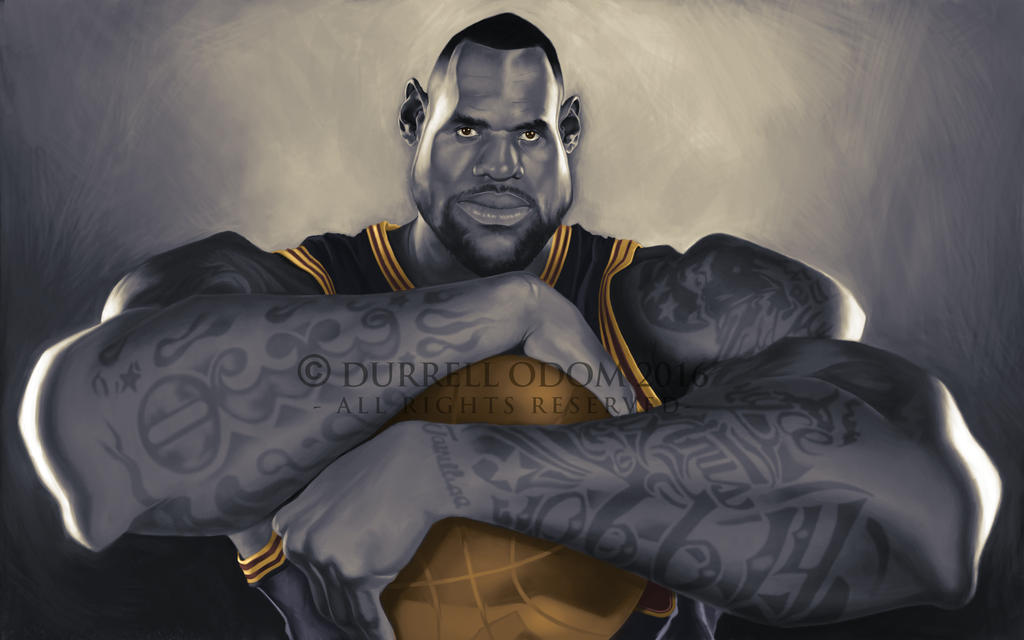 King James by dodom85