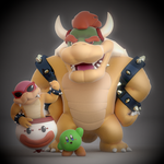 My Smash 4 Mains!!