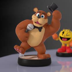 Freddy Amiibo!